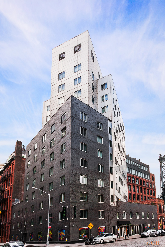 133 Water St-Building Façade 1-NYC
