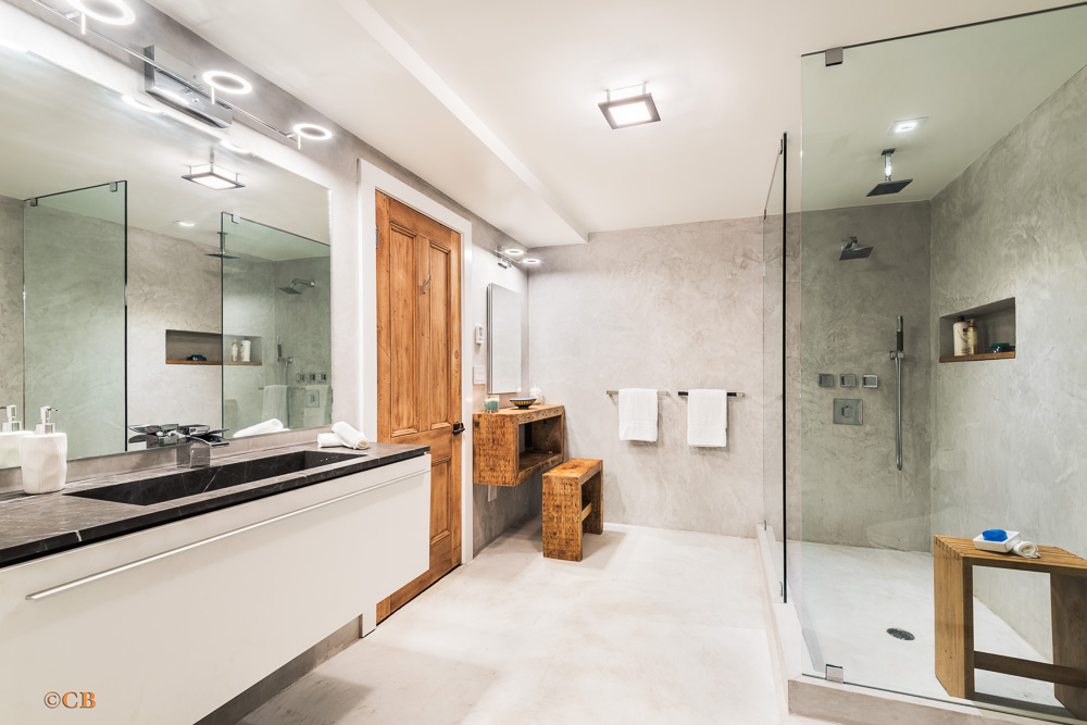 280 Jefferson Ave -Master Bathroom-NYC