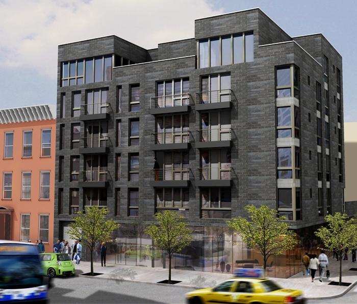 Apartment Building Design Pictures